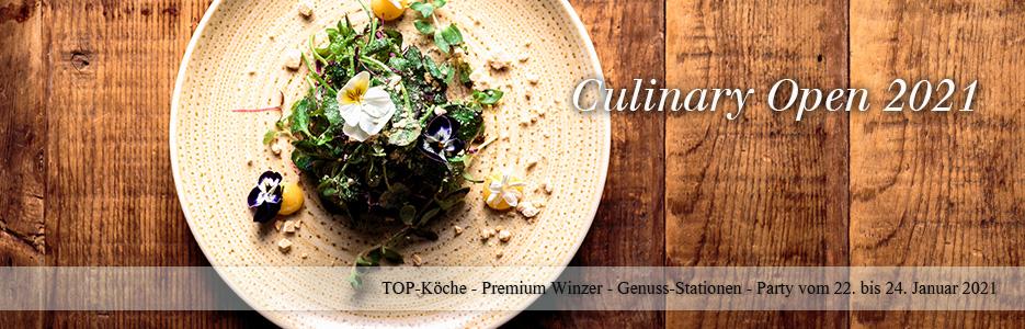 Culinary Open 2021