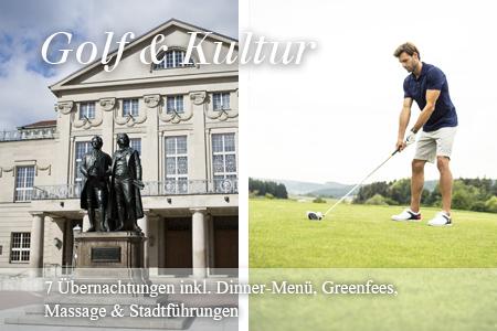 Golf & Kultur