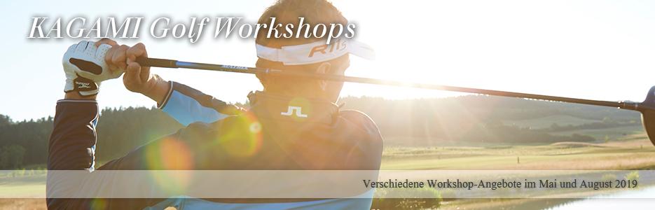 KAGAMI Golf Workshops