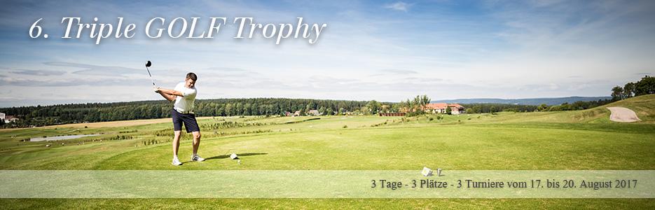 6. Triple Golf Trophy